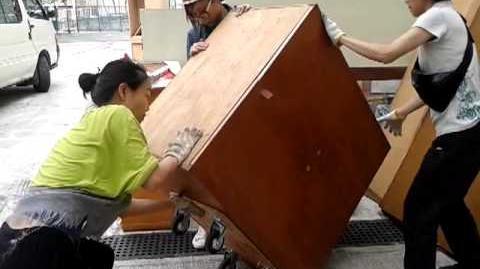 Oh yes 教學 輕易運用板車。