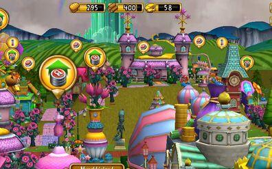 Glinda's House