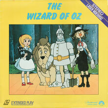The Wizard of Oz LD