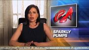 Sparkly Pumps