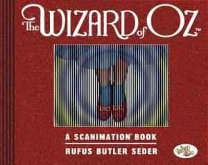 File:The Wizard of Oz book cover (Scanimation, Rufus Butler Seder).jpg