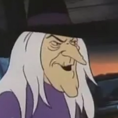 The Wicked Witch of the Worst Kind in The Planet of Oz episode of the Super Friends