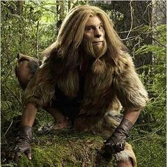 Raw the Cowardly Lion