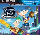 Phineas y Ferb: A través de la Segunda Dimensión (videojuego)