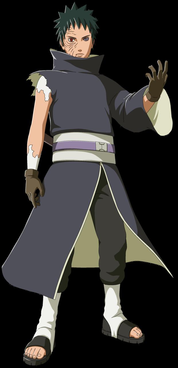 Obito Uchiha  Naruto: Shippuden - (100x10 eyes in description