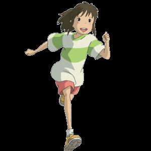 Image result for chihiro spirited away