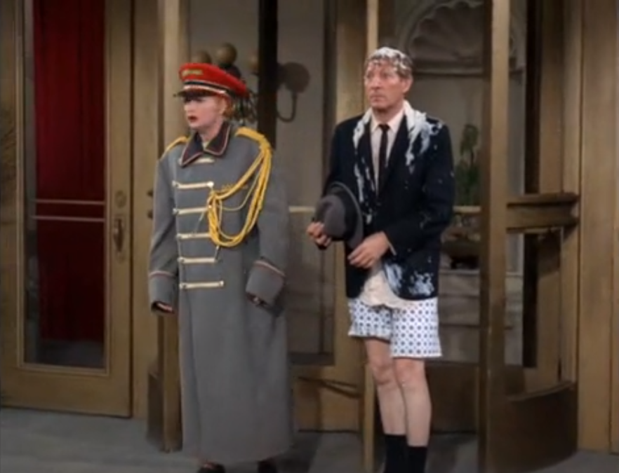 Danny Kaye (The Lucy Show) | Heroes Wiki | Fandom powered by Wikia