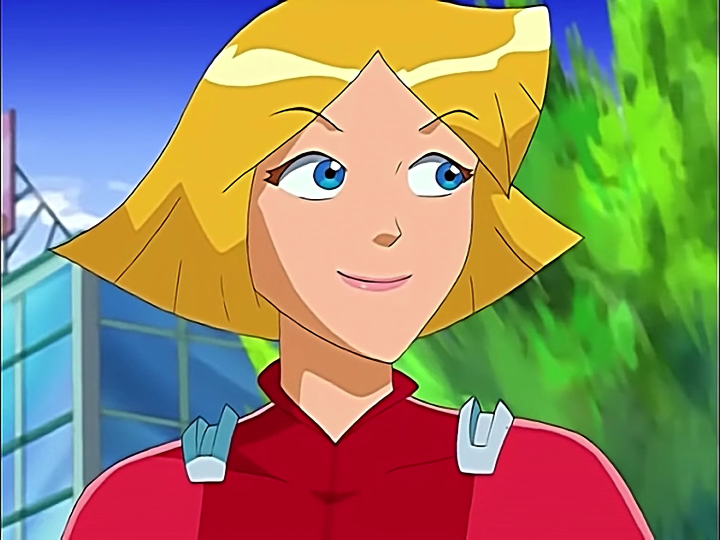 Image totally spies heroes wiki fandom powered by wikia - Clover totally spies ...