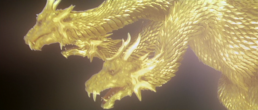 Image result for GMK King GHidorah