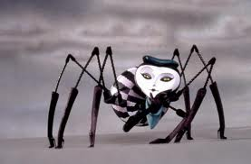 james and the giant peach miss spider book - photo #14