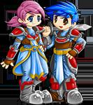 Pacifica Online char-swordsman