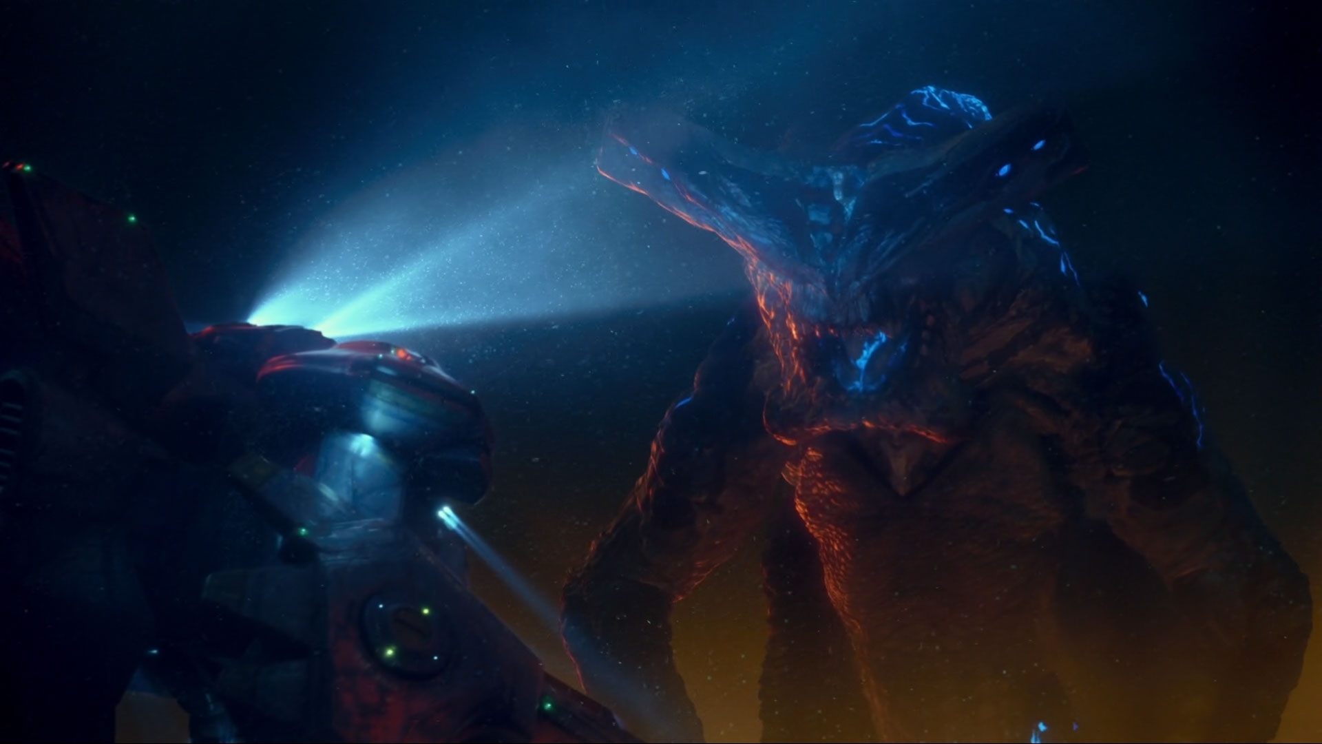 Godzilla Vs Slattern