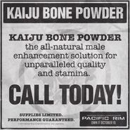 Kaiju Remedies Ad