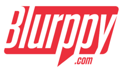 Blurppy Logo