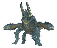 Onibaba (in the Pacific Rim's game)