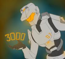 3000 Edits