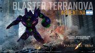 Blaster terranova Jaeger HD