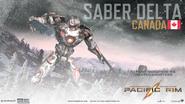 Saber Delta