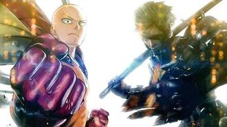One Punch Gear Rising - The Hero of Nature (One Punch Man x Metal Gear Rising)