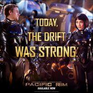 Pacific Rim Facebook Poster 12