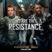Pacific Rim Facebook Poster 11