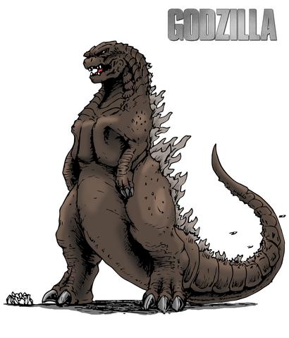 File:Godzilla 2014 by kaijugroupie84-d6o8do4.png