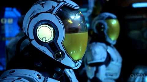 PACIFIC RIM Behind The Scenes The Helmets - Legacy Effects
