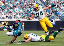 Packers at Jaguars