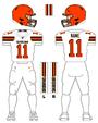 Browns road uniform 2015