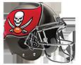 Buccaneers helmet