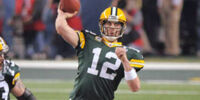 Aaron Rodgers career touchdown passes