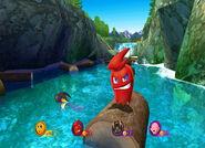 Pac-Logger Winner - Blinky