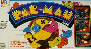 Pacmanboardgame