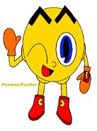 Pac-Man's Adventures In Pacatopia Pacman