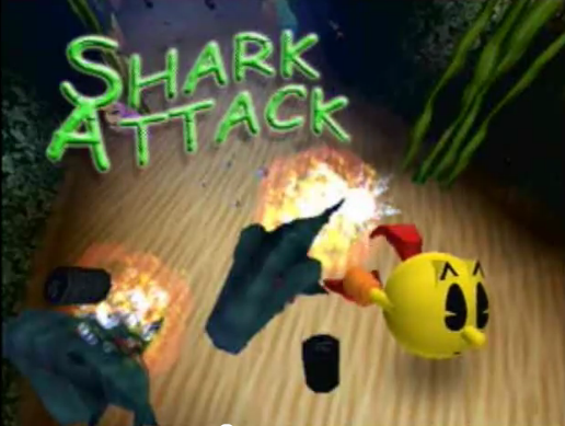 File:Shark Attack Title Screen.png