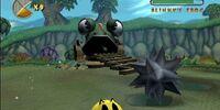 Blinky's Killer Frog