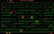 Pac-Man (PC booter) (DOSBox 0.74)