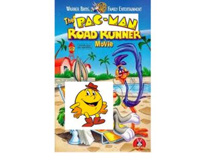 The Pac-Man Road Runner Movie