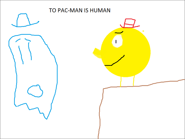 File:To Pac-Man is Human.png