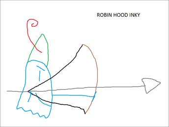 Robin Hood Inky