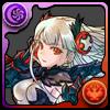 No.1731  黒翼姫神・ヴァルキリークレール(黑翼姬神・瓦爾基里克萊兒)