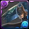 No.934  バットマン+バットウィング(蝙蝠俠+蝙蝠戰機)