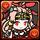 No.2020  紅焔の舞巫女・ミニちよめ(紅焰的舞巫女・迷你千代女)