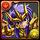 No.1451  黄金聖闘士・蠍座のミロ