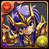 No.1451  黄金聖闘士・蠍座のミロ(黃金聖鬥士・天蝎座 米羅)