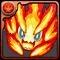 No.580  -{焔の霊魂・ウィルオーウィスプ}-(焰之靈魂・鬼火)