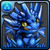 No.256  ハイサファイアドラゴン(高級藍寶石龍)