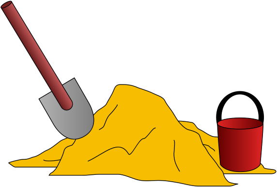 Fichier:Bucket in the sand.png