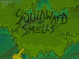 Squidwardsmells