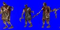 Leper Zombie